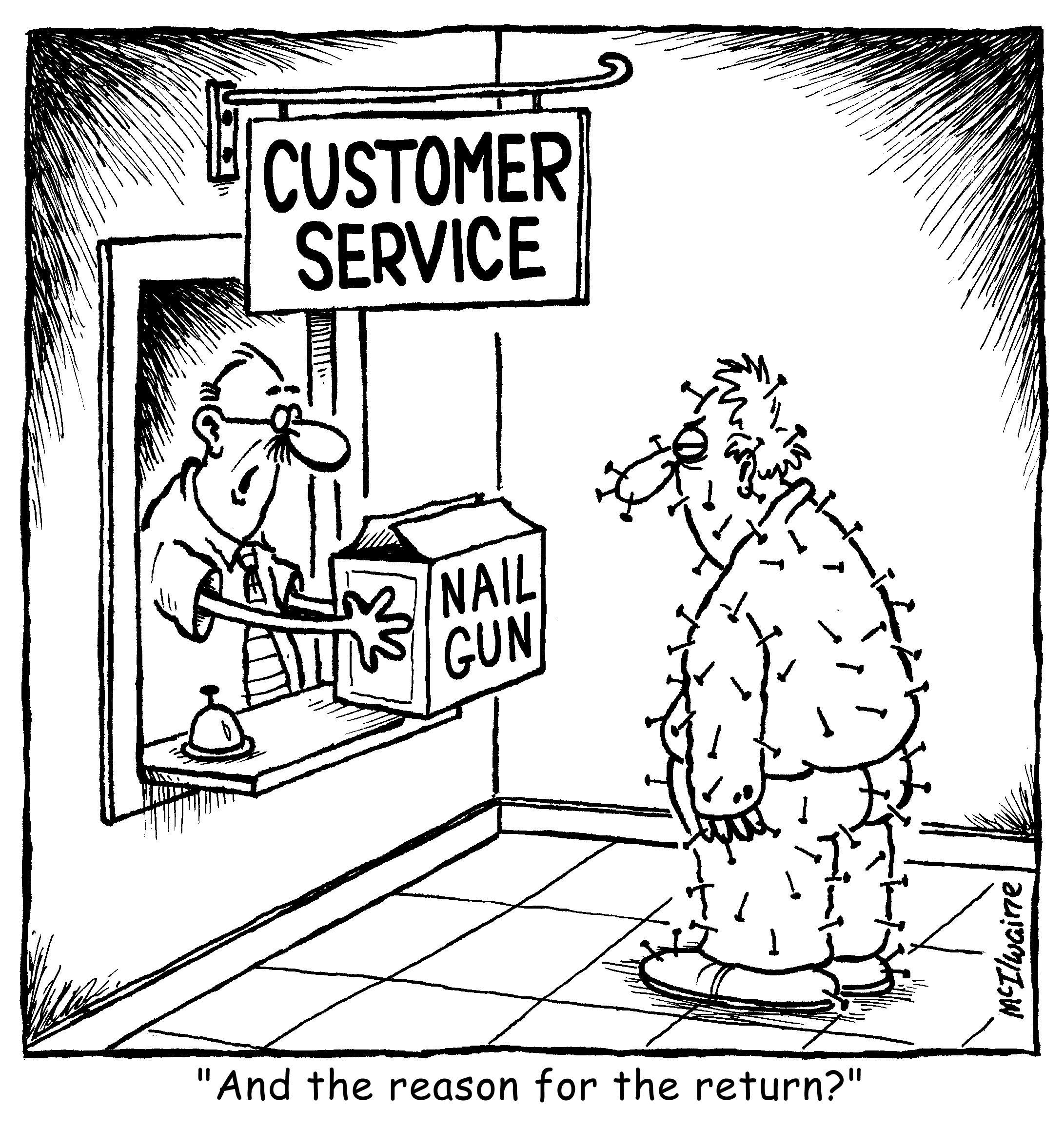 Define Bad Customer Service